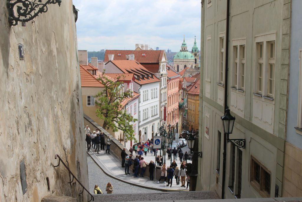 Doorkijkjes Praag Tsjechie