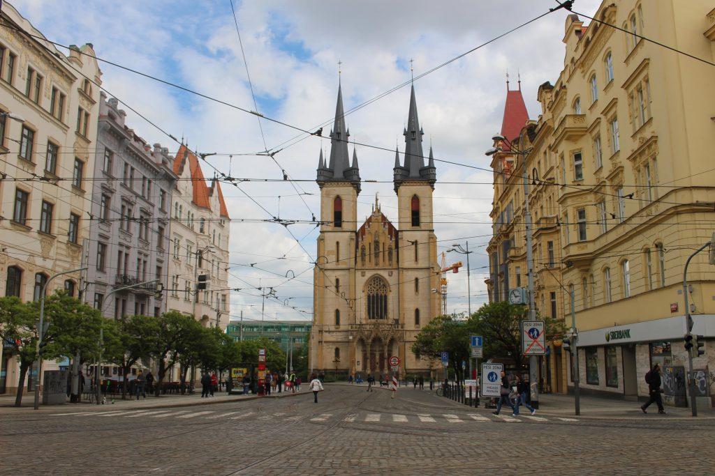 Holeseviche Praag Tsjechie