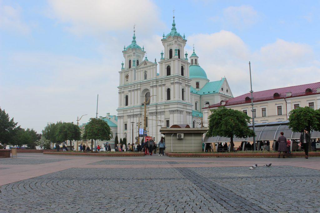 Plein Grodno Belarus