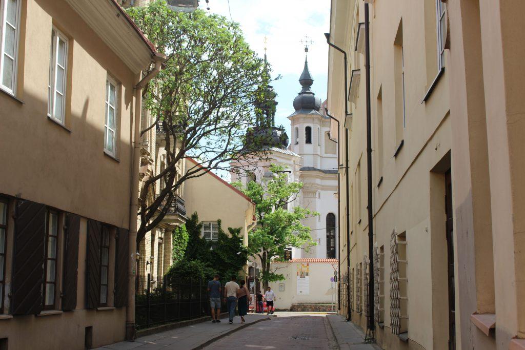 Vilnius kerken Litouwen