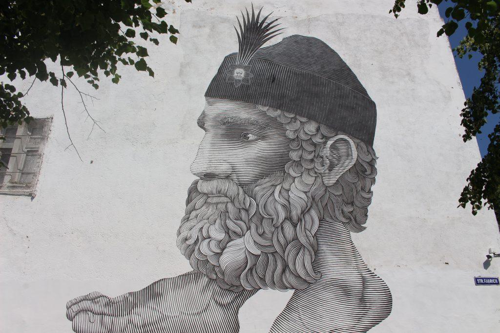Brasov street art