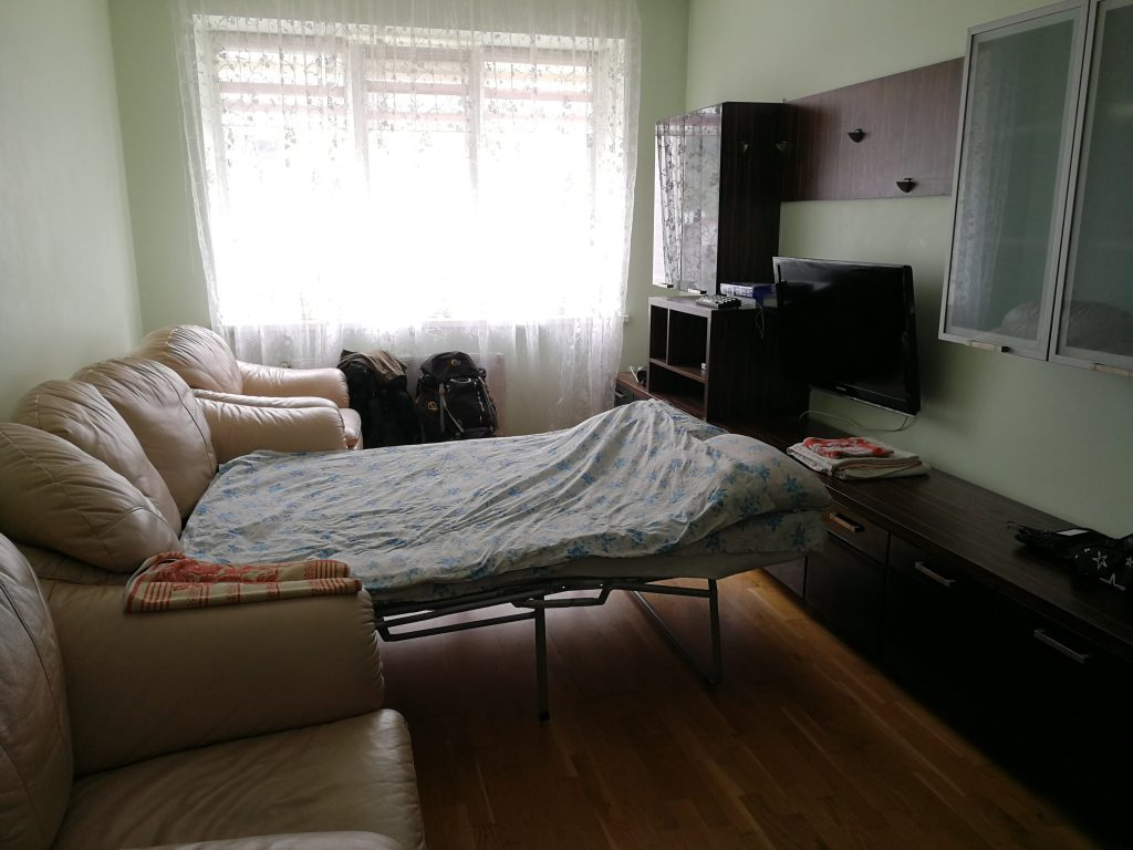 Couchsurfing in Ukraine