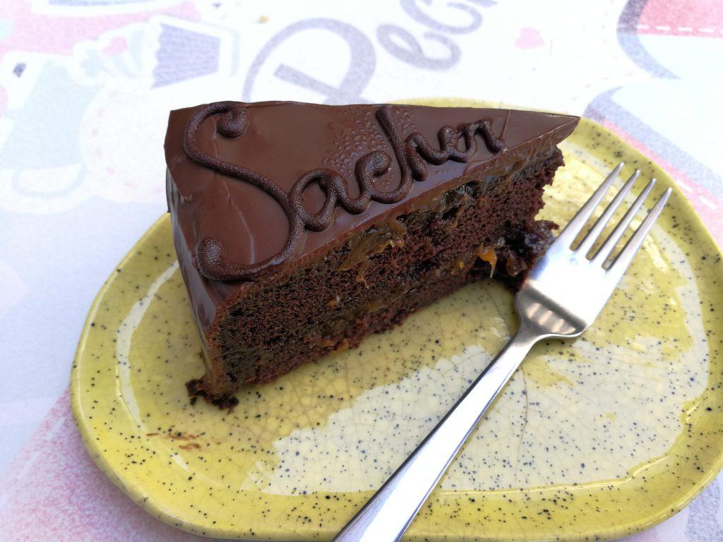 Vegan cake Kiev