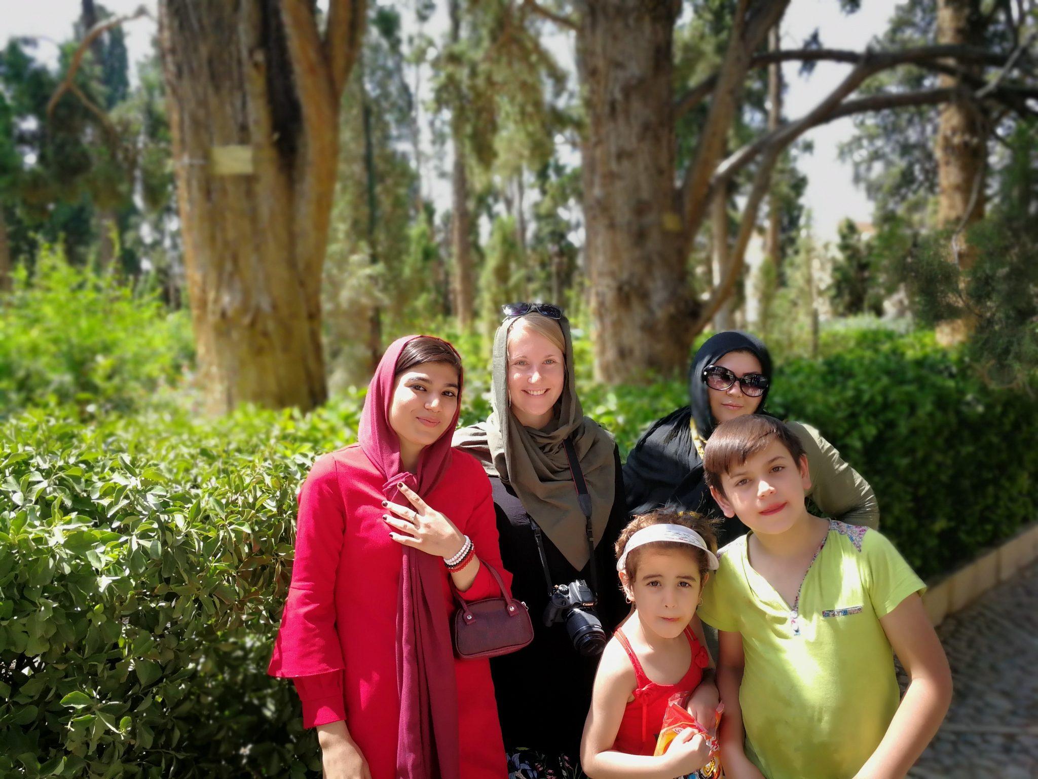 Group photo Iran