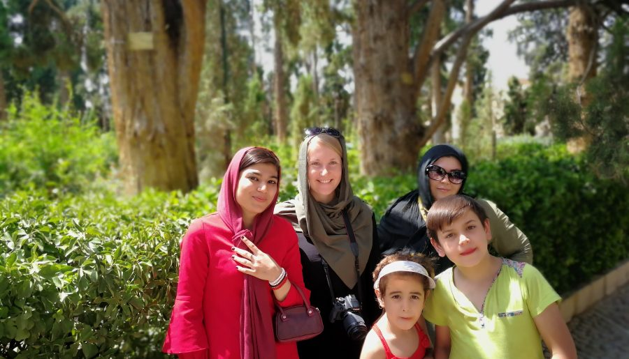 Van Balistraat naar Bali update 6: Armenië & Iran