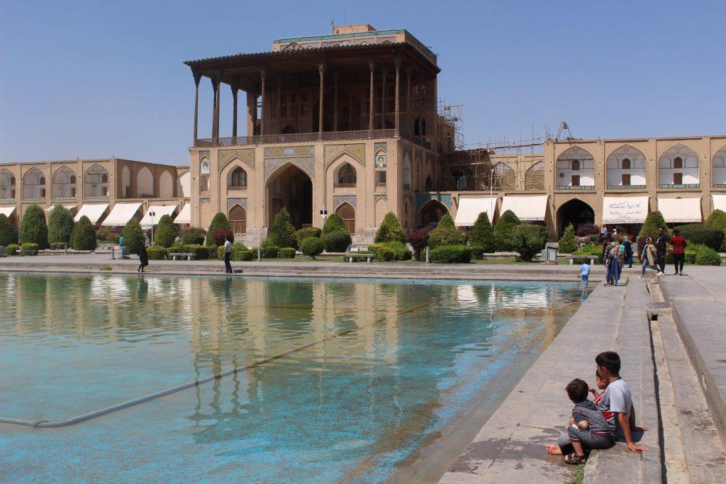 Isfahan square Iran