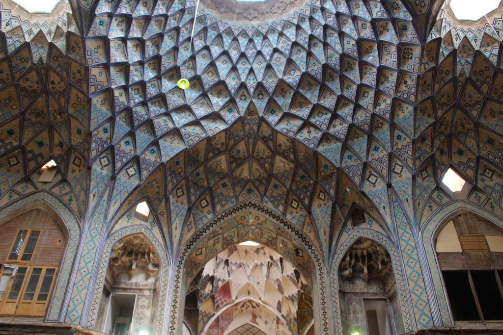Kashan Bazaar Iran