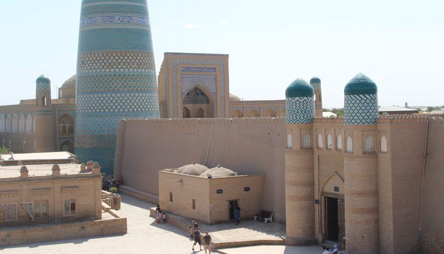 Van Balistraat naar Bali update 7: Turkmenistan, Oezbekistan en Kazachstan