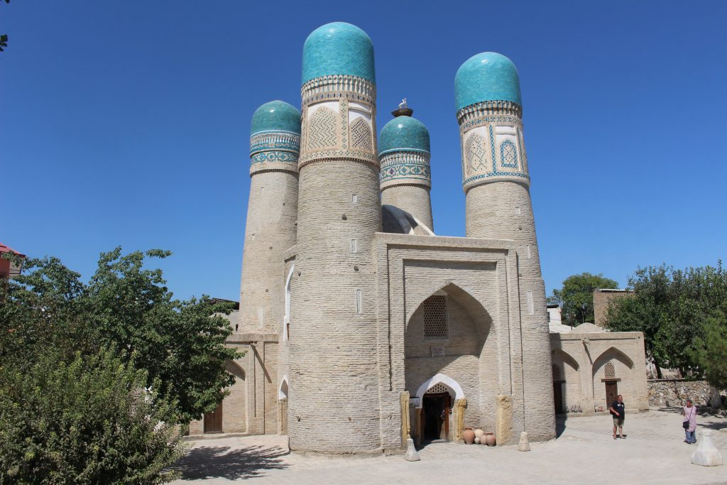 buchara Uzbekistan