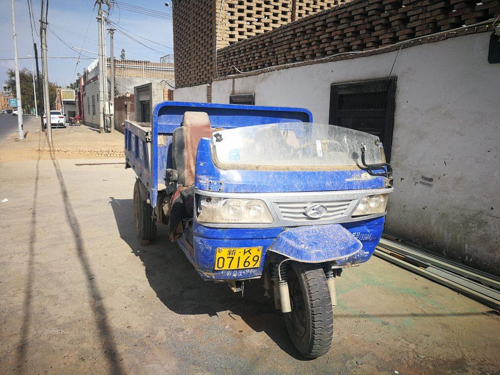 Turpan cabrio truck China