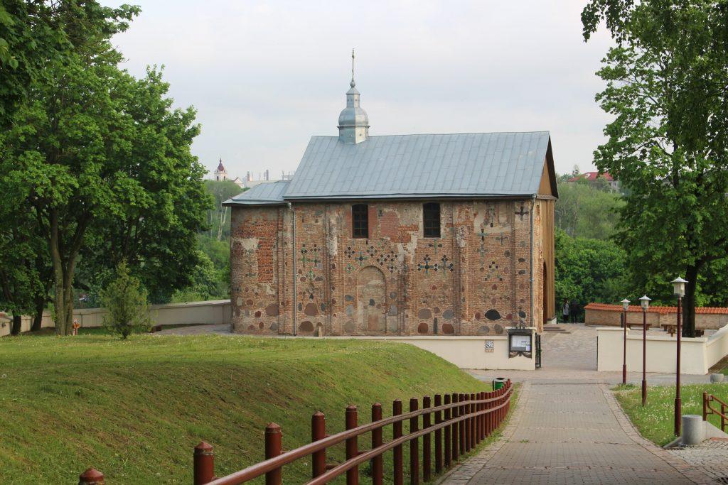 Boris Gleb Kerk Grodno Belarus