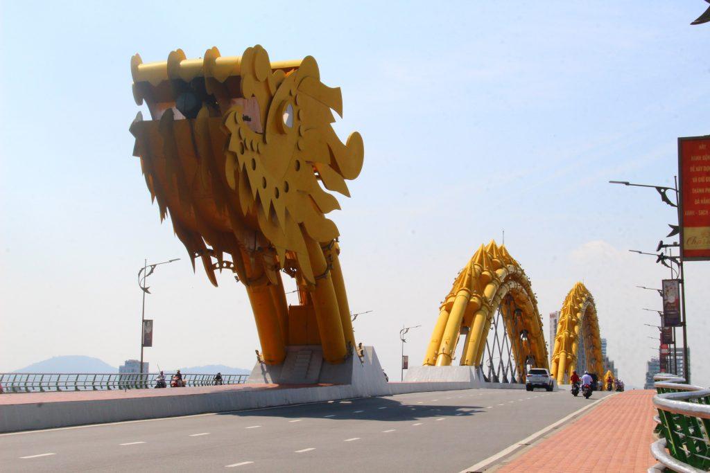 Drakenbrug Vietnam Da Nang