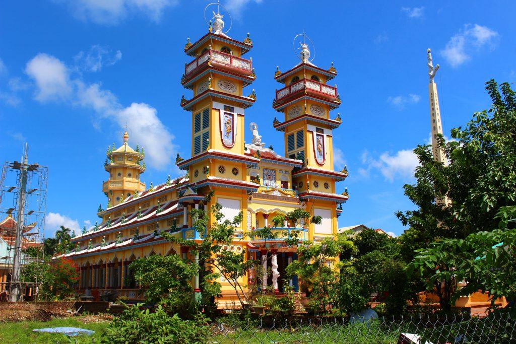 Hoi An tempel Vietnam