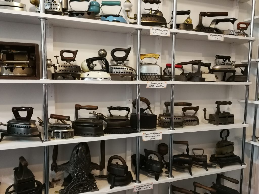 Ironing museum Grodno