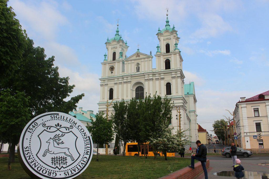 Jesuit Church Grodno