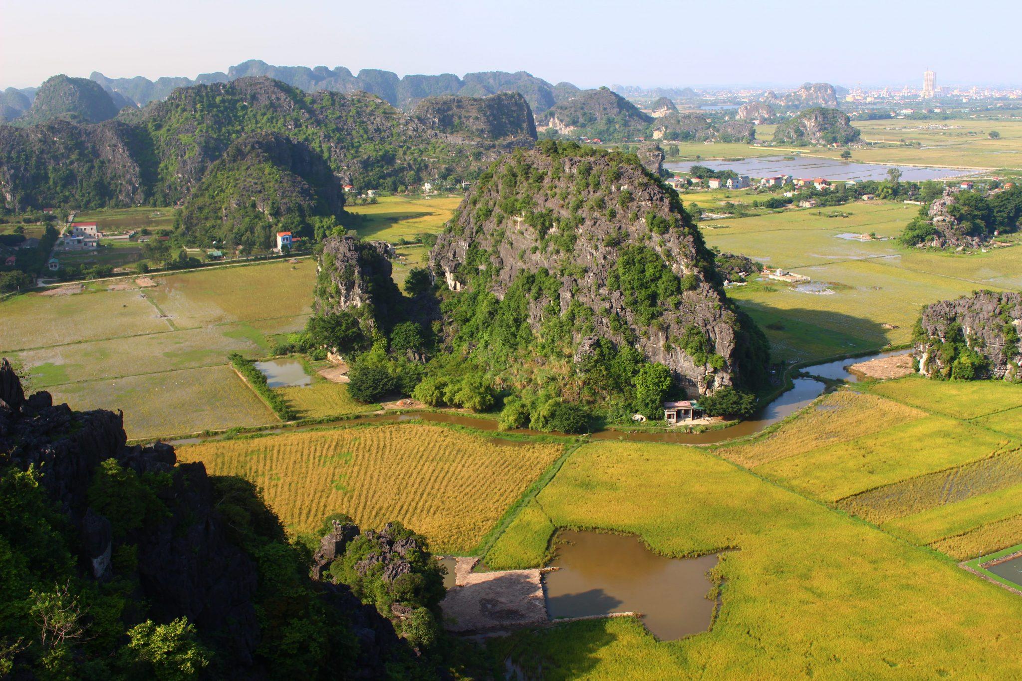 Ninh Binh Vietnam views