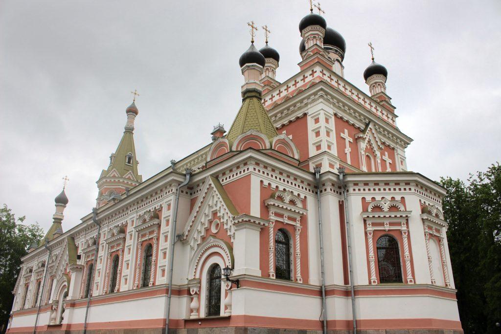 Orthodox Church Grodno Belarus