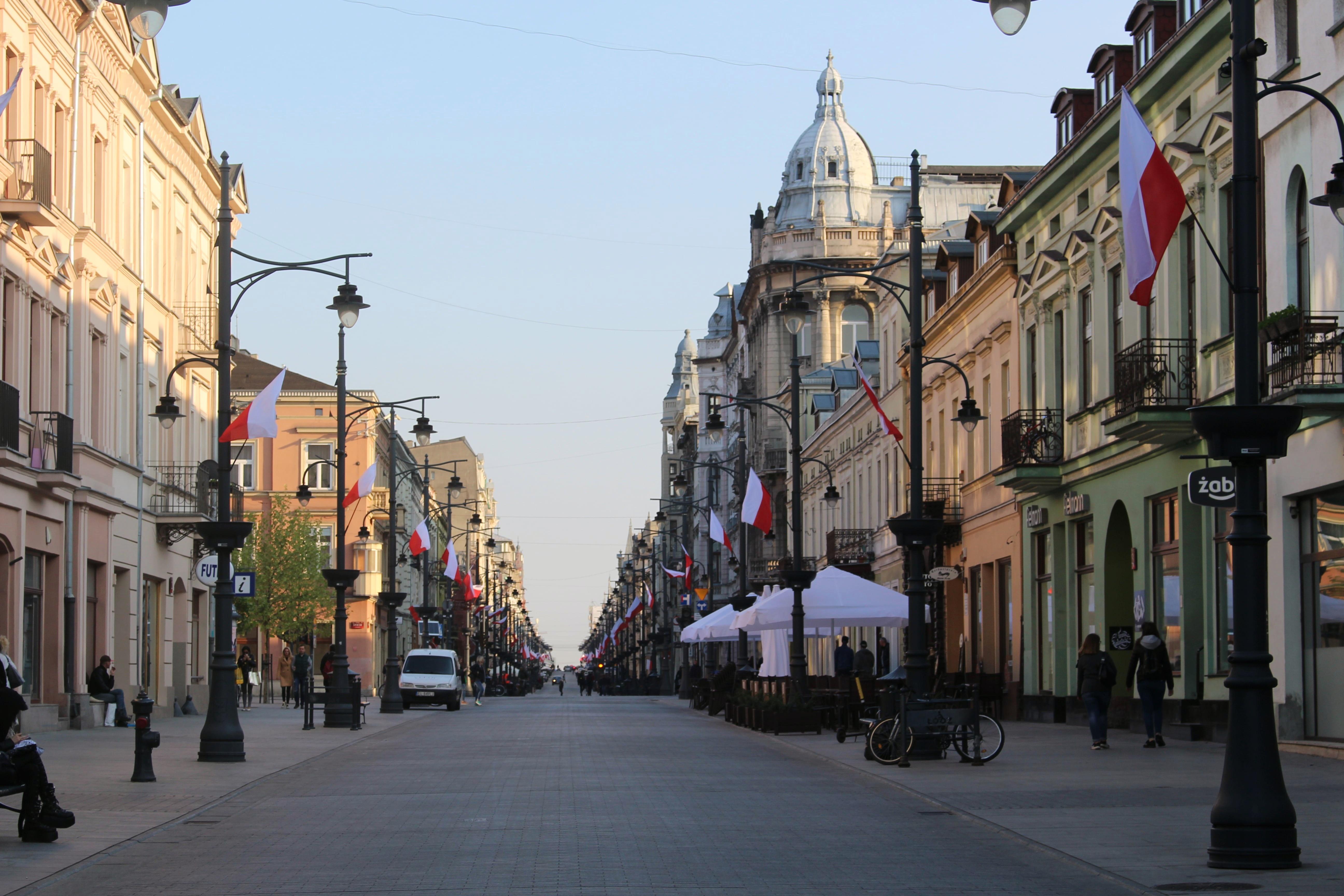 Piotrkowska Lodz