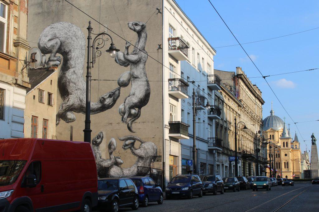 ROA Lodz Polen