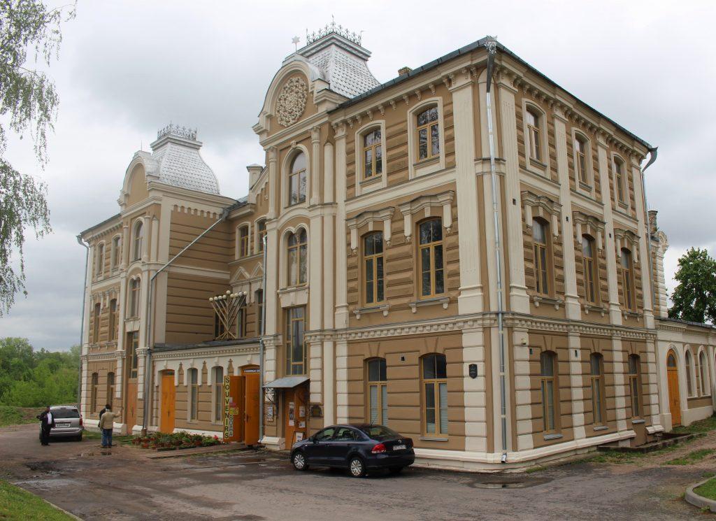 Synagoge Grodno Belarus