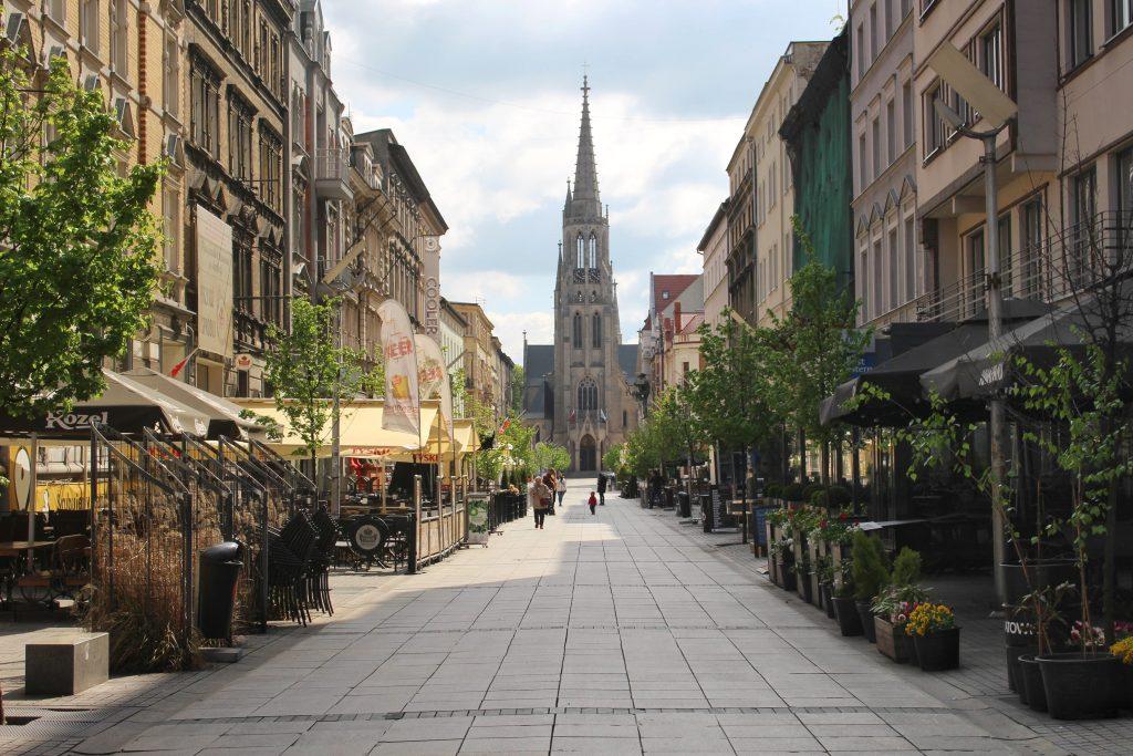 Katowice Mariacka Poland