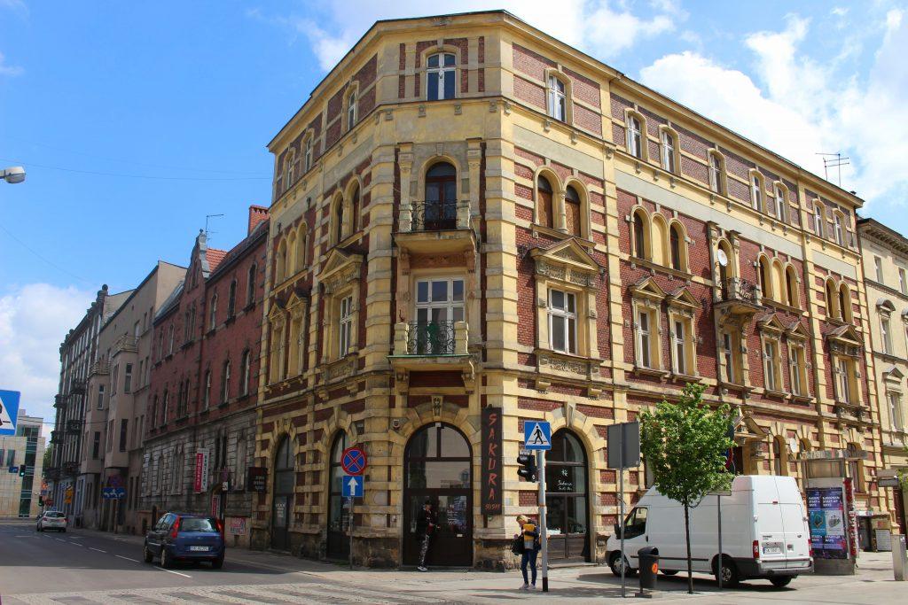 Katowice Mariacka architecture