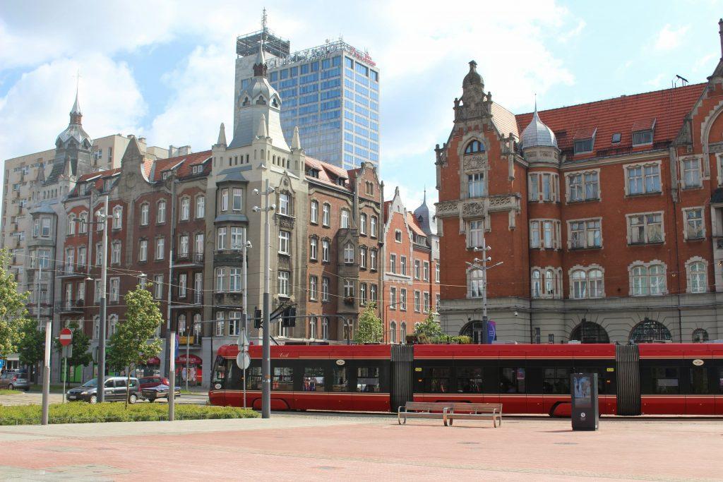 Katowice Rynek Poland