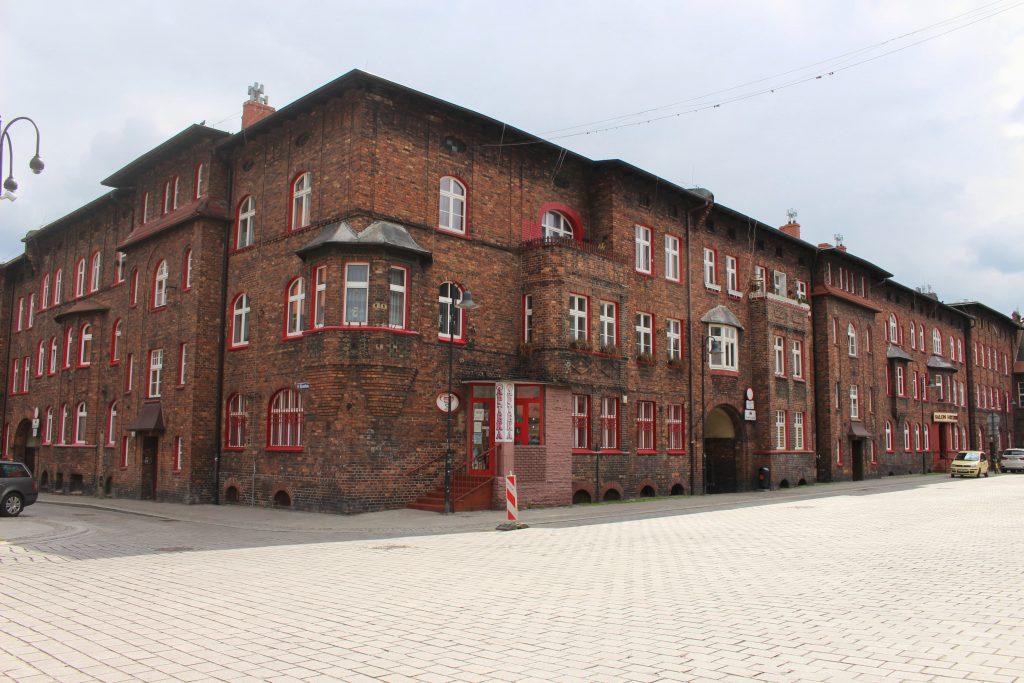 Nikiszowiec architecture Katowice