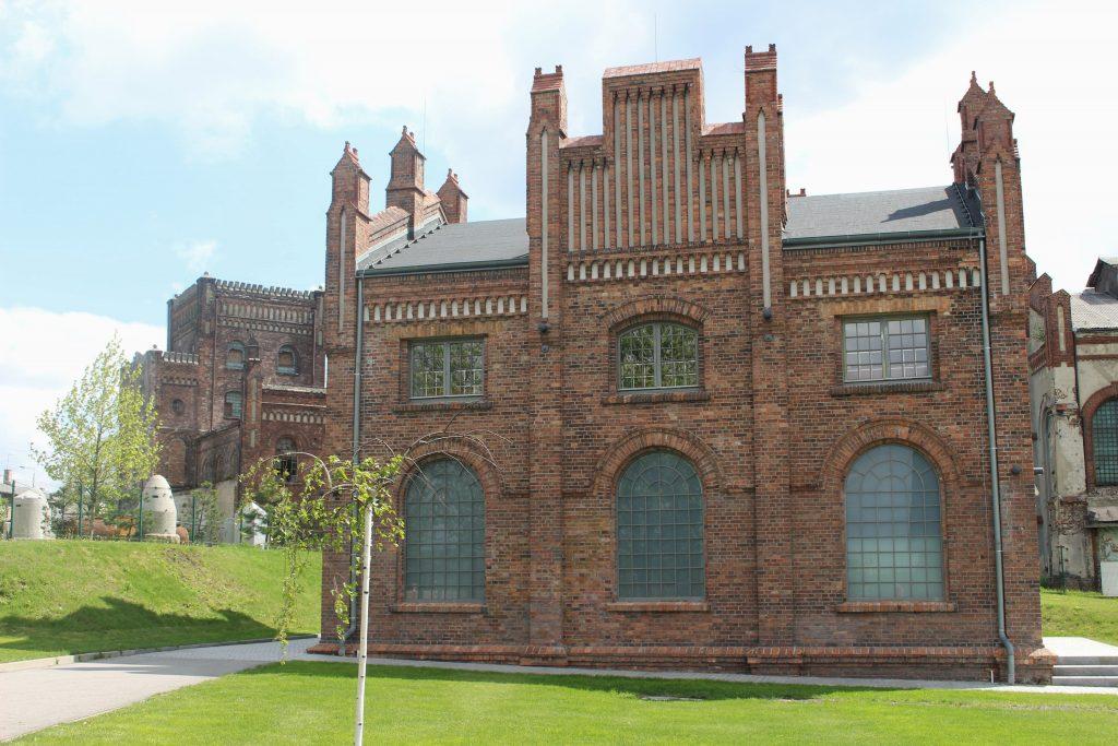 Silesian Museum Katowice Poland