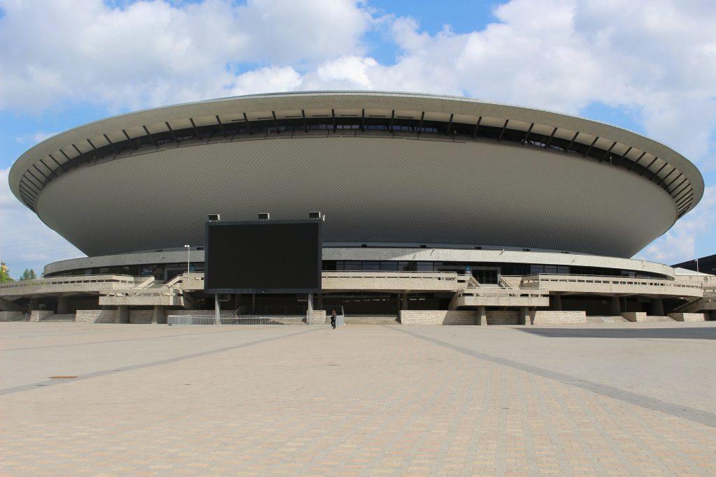 Spodek Katowice Poland