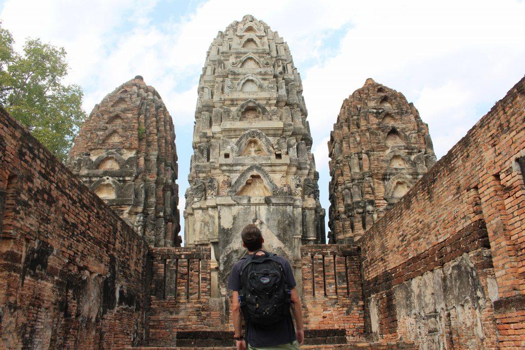 Sukhothai Thailand ruins