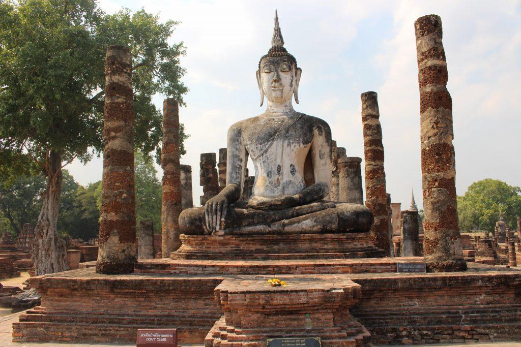 Sukhothai Thailand temple