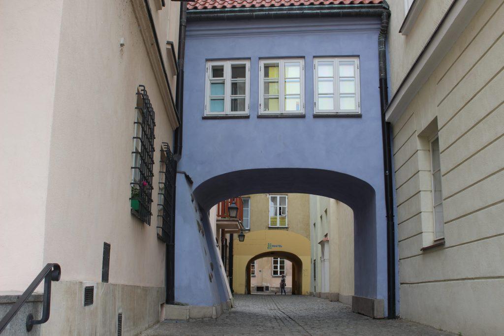 Zijstraat Stare Miasto