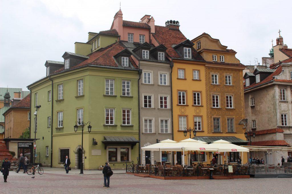 Plac Zamkowy warsaw