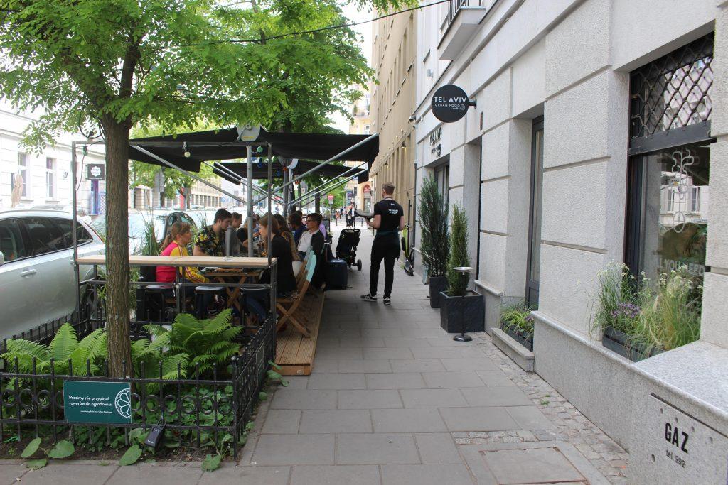 Vegan Food District Warschau