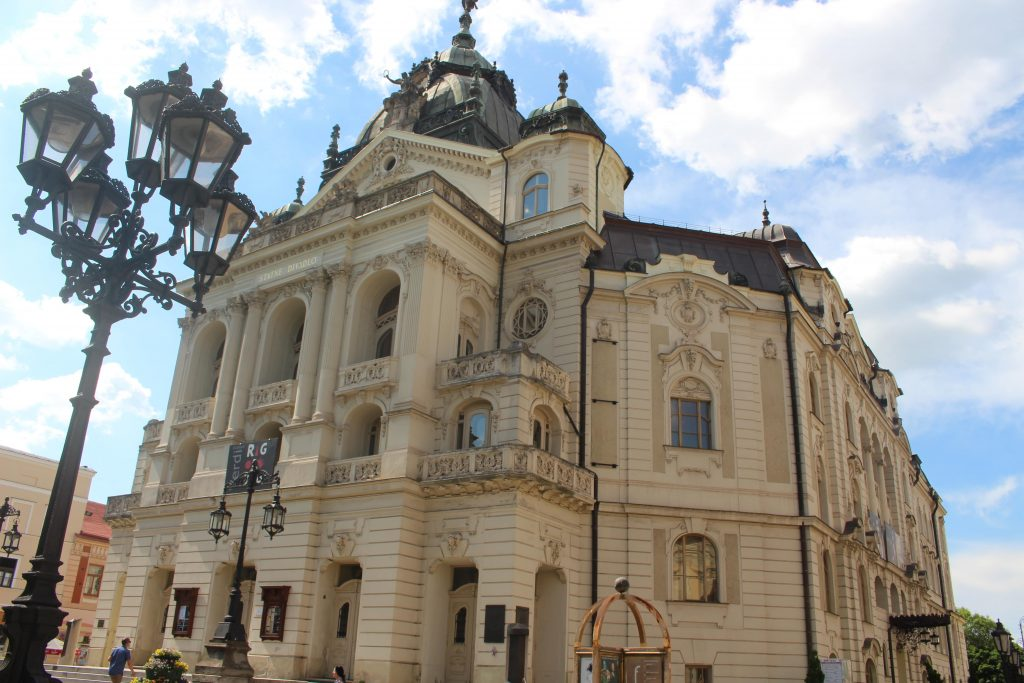 State Theater Kosice