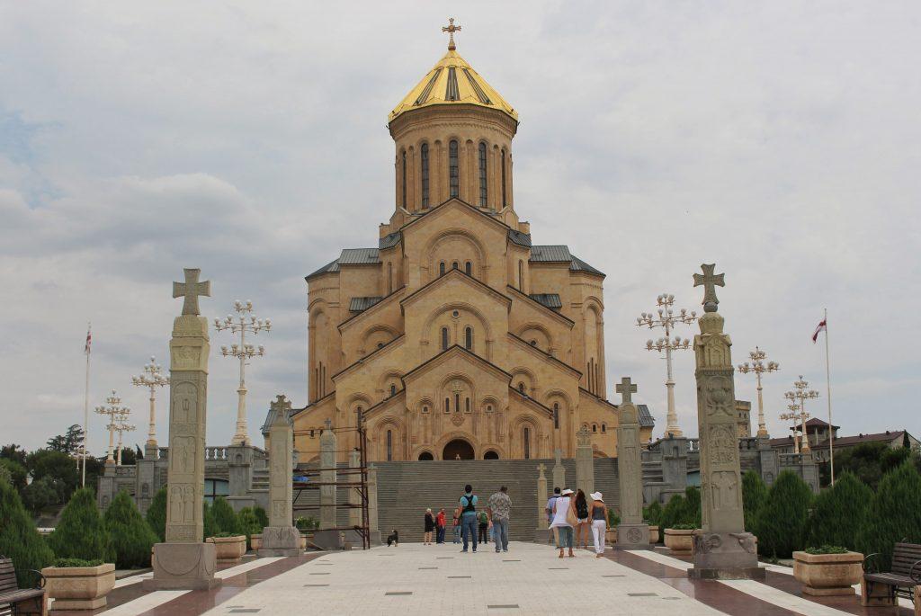 Tbilisi things to do Holy Trinity Church