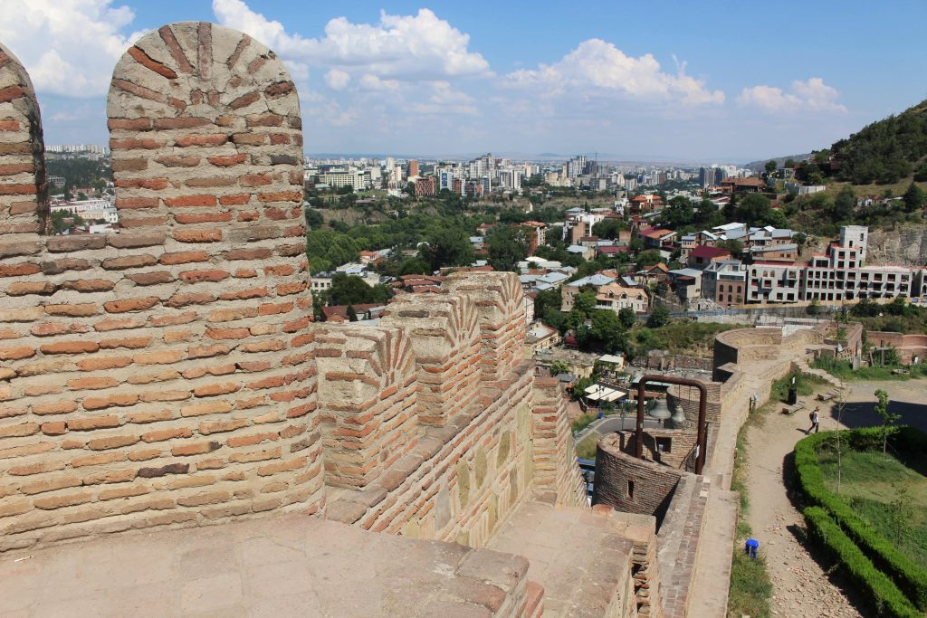 Tbilisi things to do Fortress